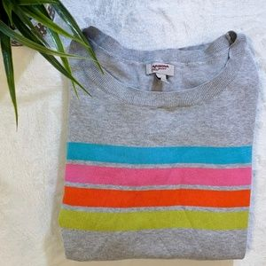 Arizona Jeans Co. Striped Sweater